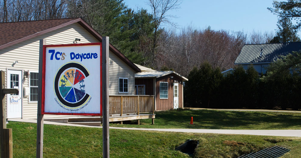 Photo of Daycare building